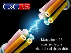 marcatura ce apparecchi elettrici ed elettronici
